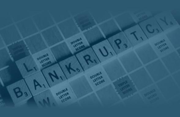April 2020 Newsletter - Bankruptcy Update